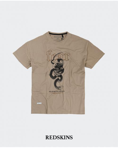 Camiseta Fear