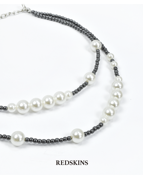 Collar Set perlas