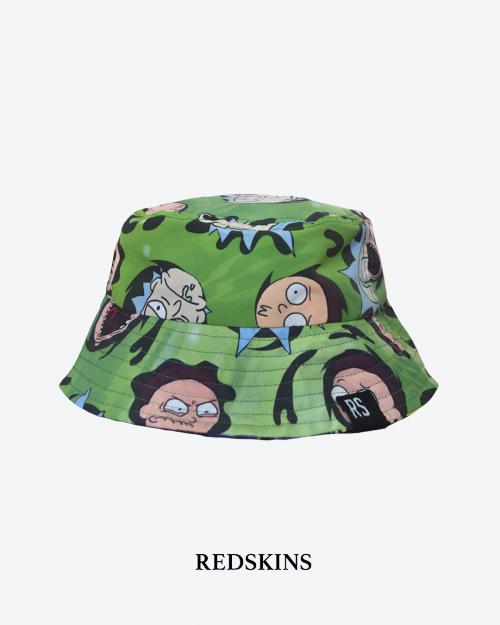 Bucket Hat Double